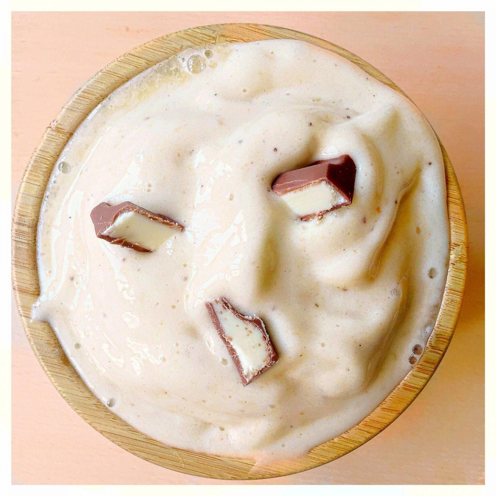 Kinder smoothie bowl