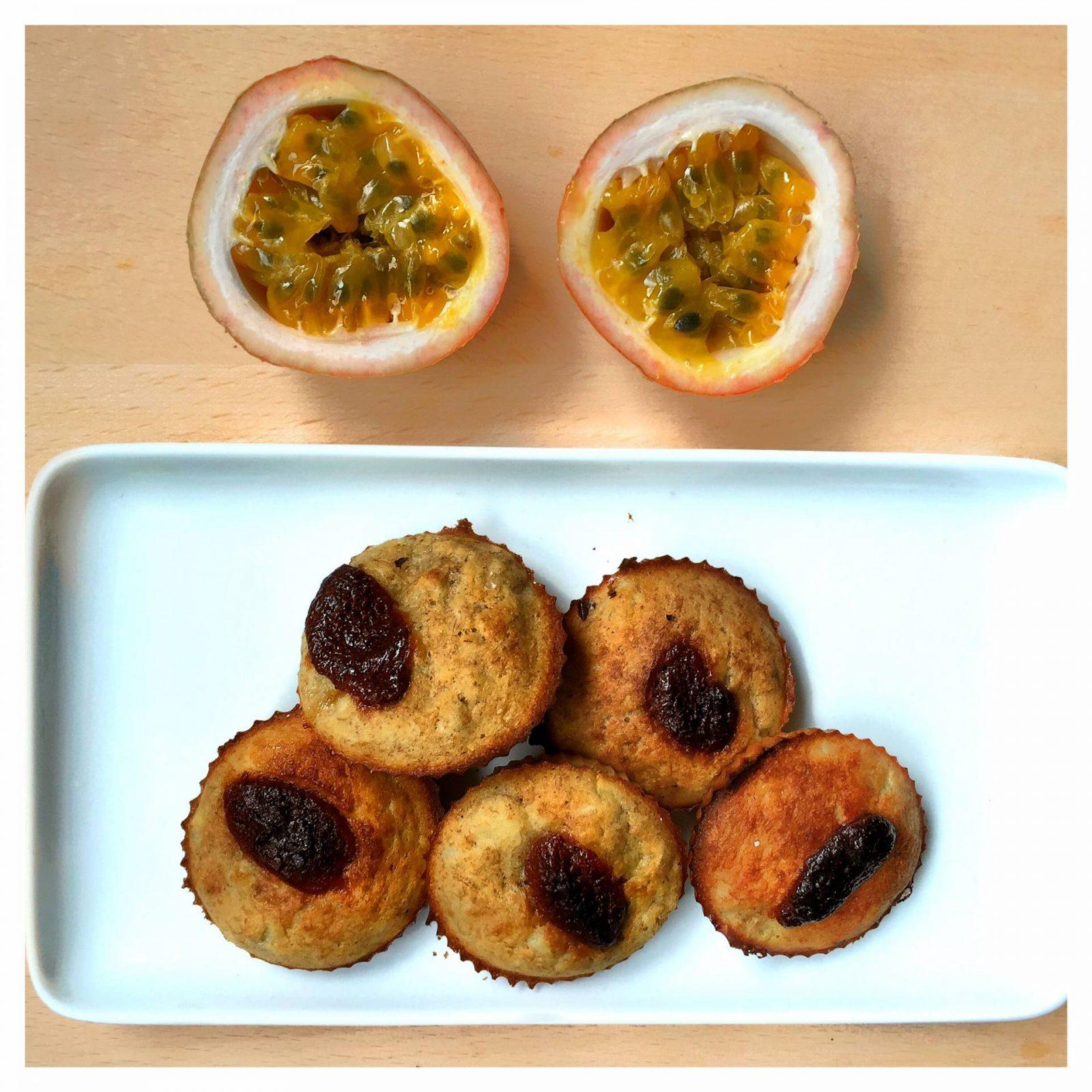 Carob muffin