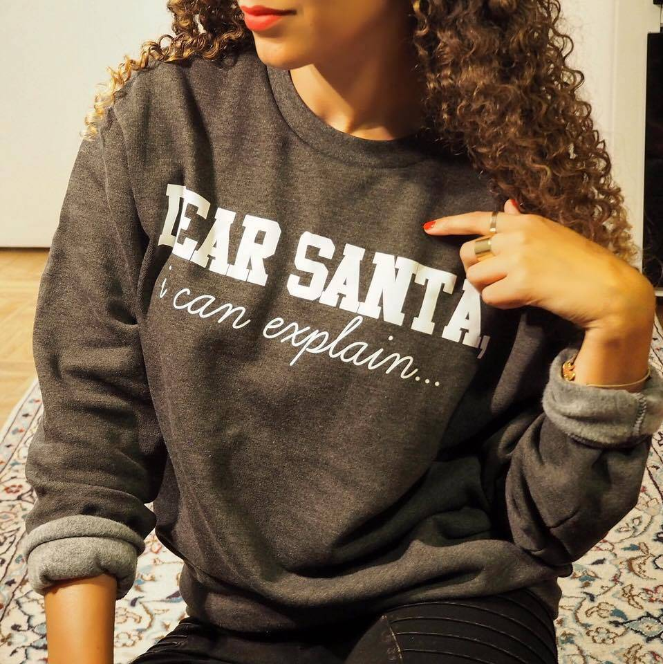 Dear Santa, I can explain by @Rad !