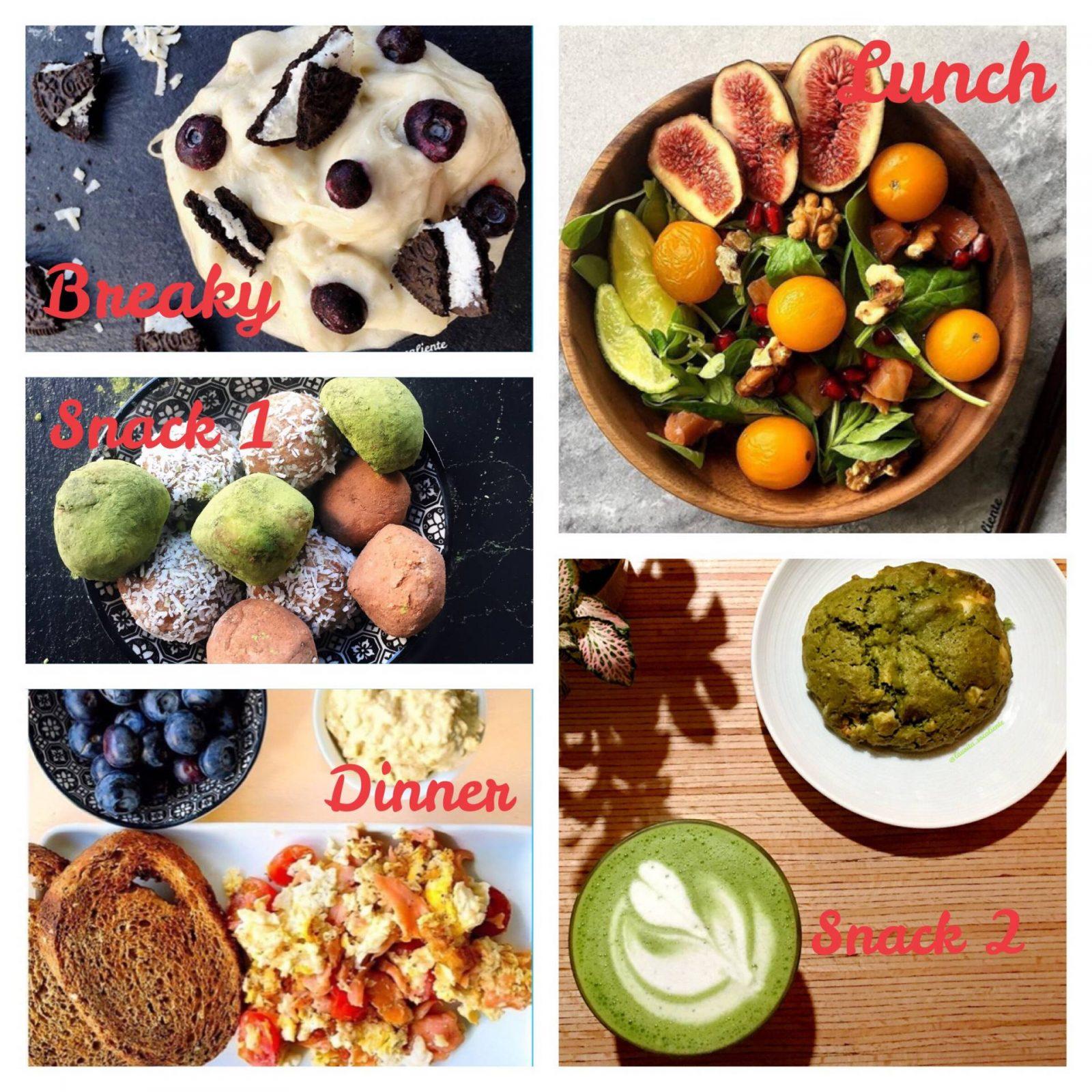 Diet Routine