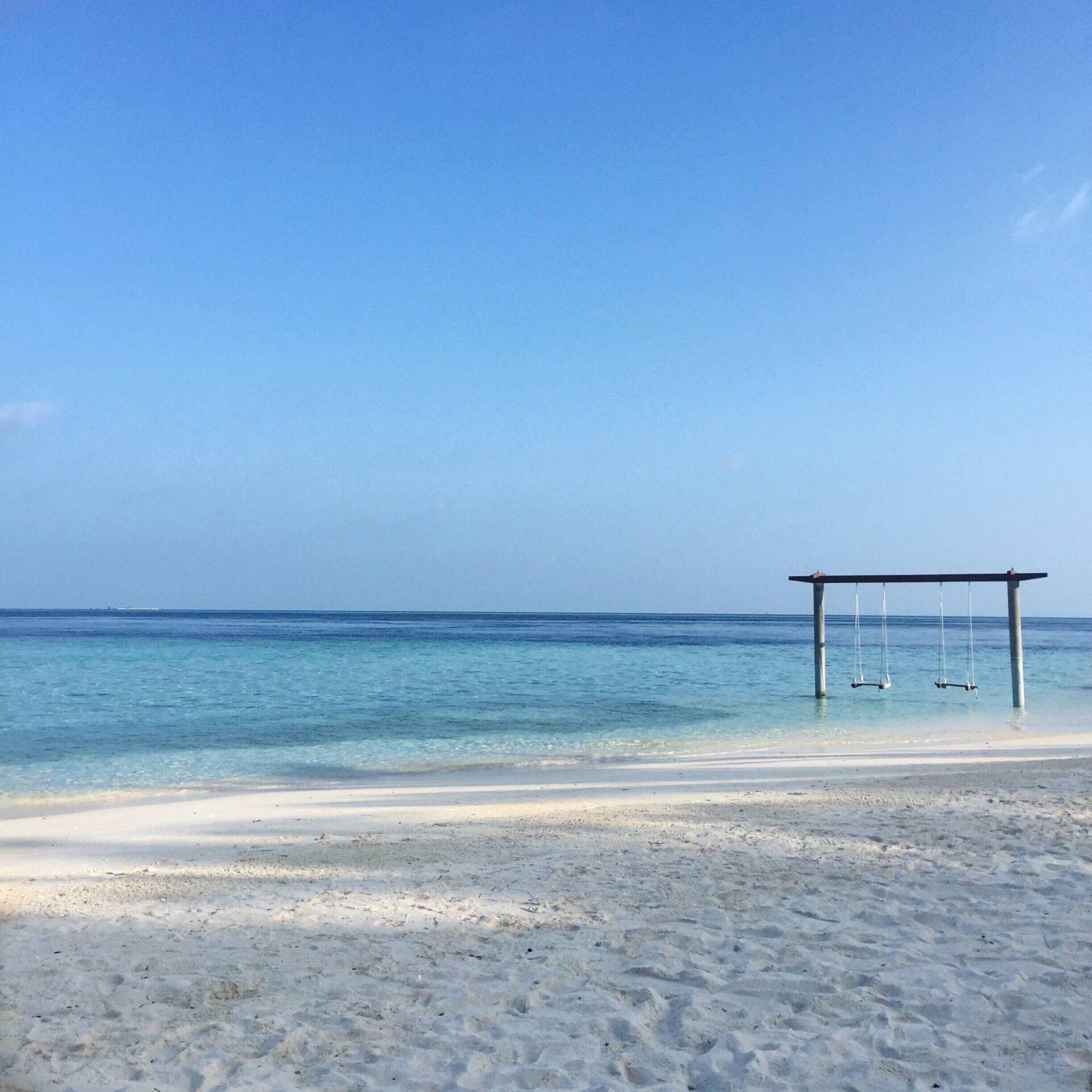 Les maldives, un paradis. Oui mais… / Maldives Islands, heaven. But…