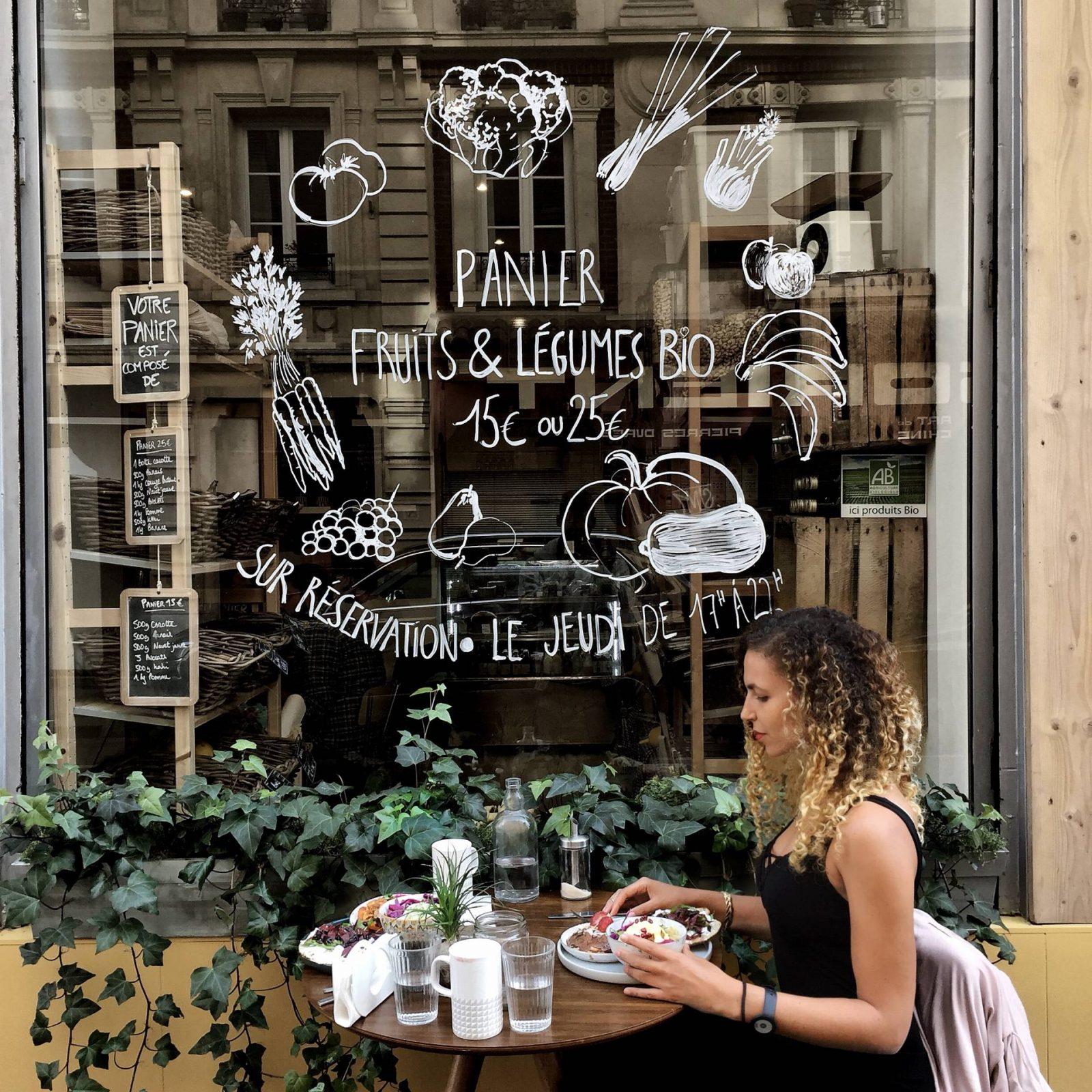 France – Paris – OPOA (épicerie fine et bio)