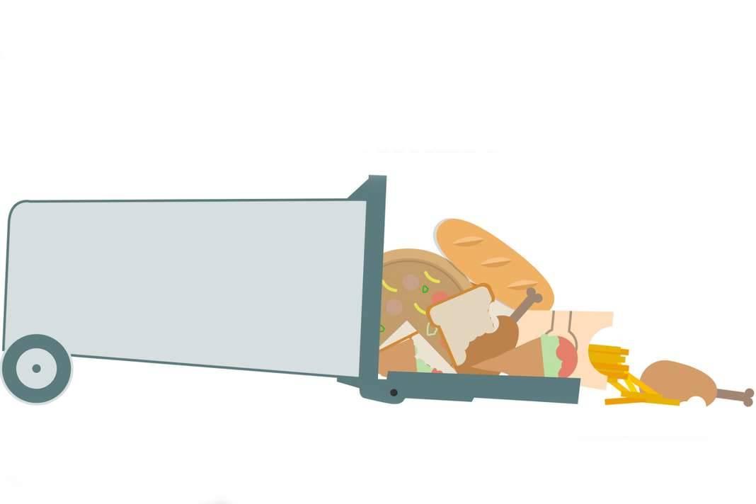 Le gaspillage alimentaire, et si on arrêtait ?