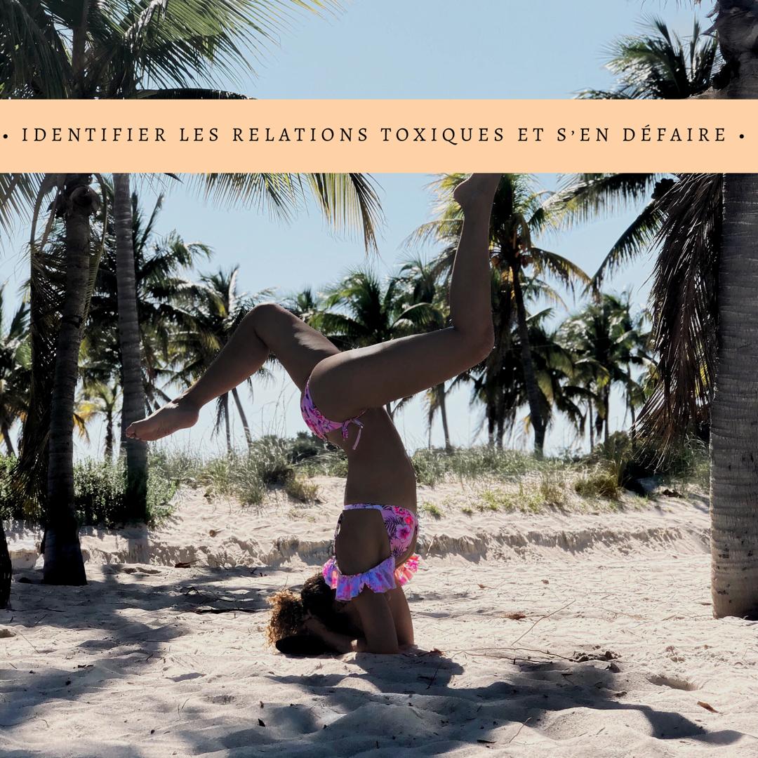 Comment sortir d'une relation toxique?